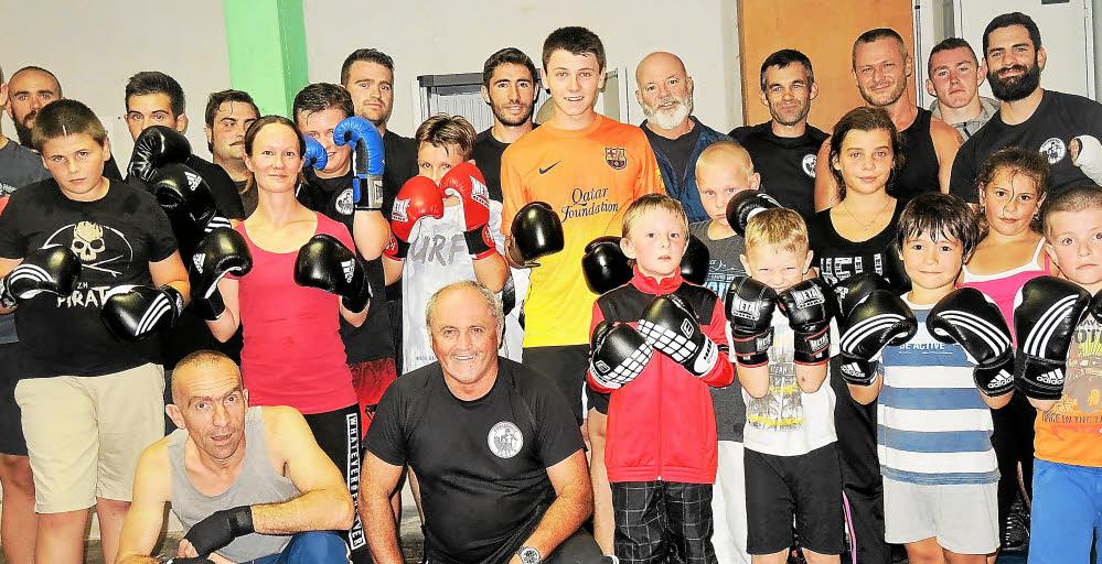 Les boxeurs du Ring Olympique ont repris l'entraînement. Le club douarneniste propose trois séances gratuites pour découvrir la boxe anglaise.
